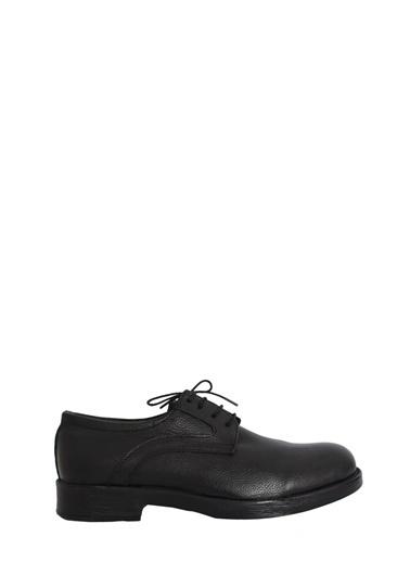 Derigo Siyah Erkek Klasik Ayakkabı 17109 Siyah